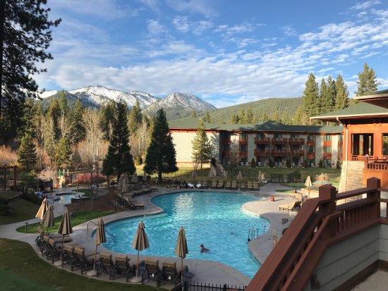 Hyatt regency lake tahoe resort spa and casino picture for Hyatt lake cabins