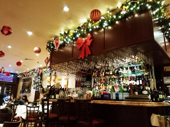 New York Christmas Time.Almost Christmas Time Picture Of La Nonna Restaurant New