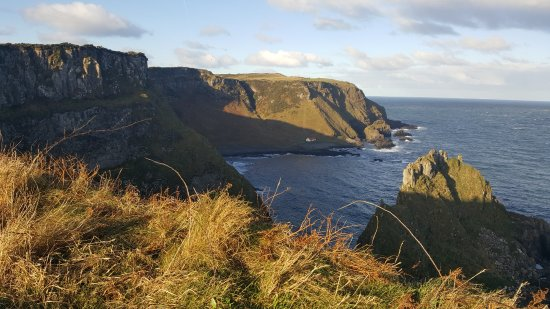 Portrush, UK : Causeway Coastal Walk