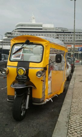 Yellow Tuk Marine