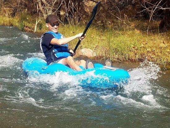 Cottonwood, AZ: Fun on the River