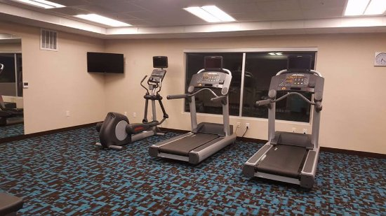 Hollister, CA: Nice exercise room