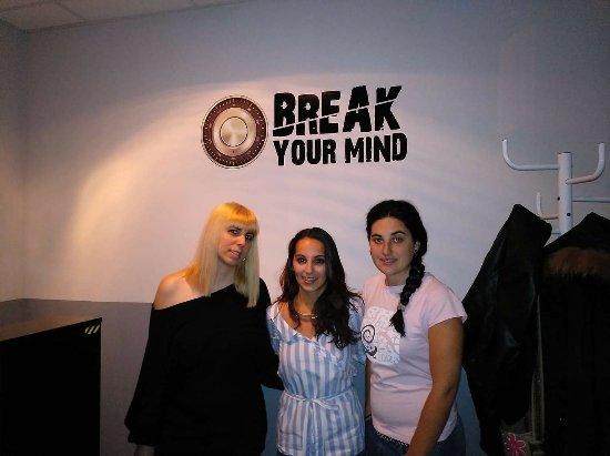 Break Your Mind