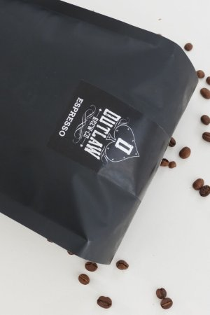 Southampton, Canadá: Our Espresso is a traditional blend roasted by Barocco Coffee Co Ltd. with a rich crema.