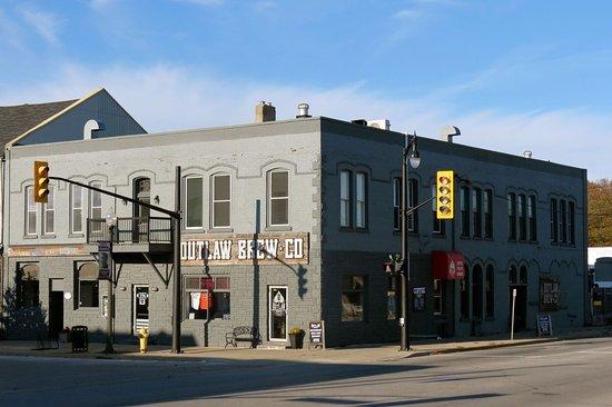 Southampton, كندا: Brewery. Kitchen. Beer Shop. & Coffee Destination.