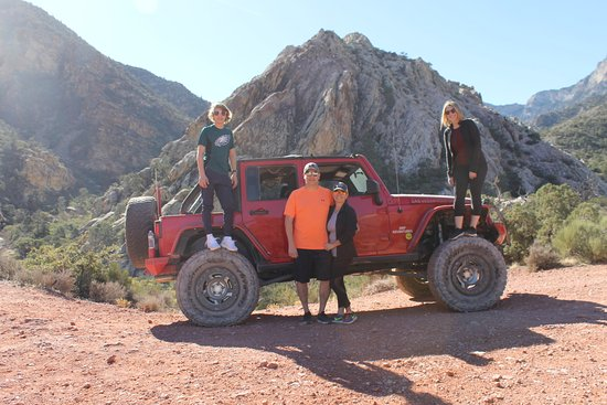 Las Vegas Rock Crawlers: Adventure fun for the whole family!