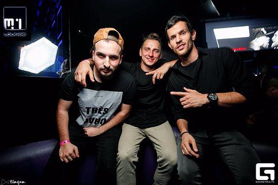 M1 Lounge Bar & Club: Vitaly Zdorovetskyi aka VitalyzdTV at M1 !
