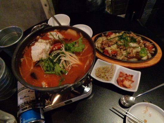 Hardware Lane Korean Restaurant
