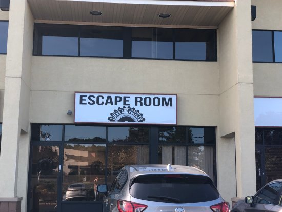 Locks and Puzzles Escape Room