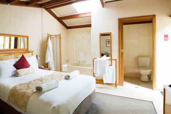 Blackheath, Australia: spa suite