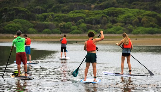 Anglesea, Australien: Stand Up Paddle with Eco-Logic