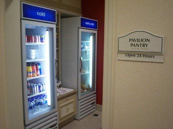 Hilton Garden Inn New Orleans French Quarter/CBD: Pantry & Sundry Shop