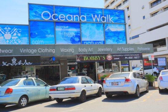 Bobby's B1 Restaurant: Bobby's Restaurant at 62 Grafton St. Cairns