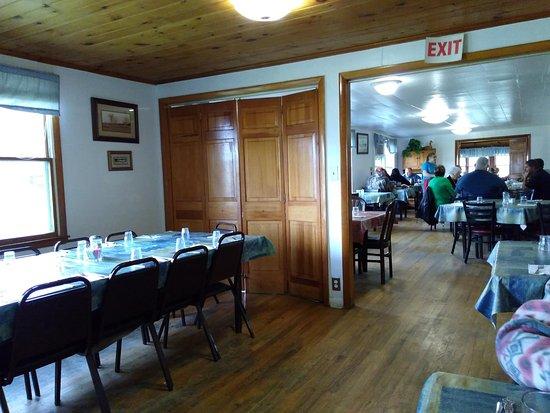 Crumpler, NC: Dining rooms.