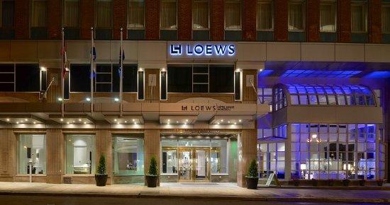 Loews Hotel Vogue: Exterior front