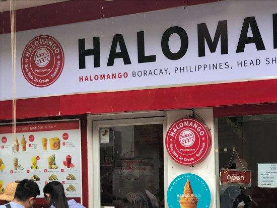 Halowich: Новое название заведения на старом месте