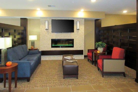 Wilder, KY: Hotel lobby