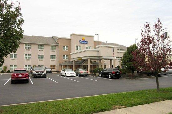 Wilder, Кентукки: Hotel exterior