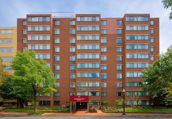 Residence Inn Washington, DC/Foggy Bottom : Exterior