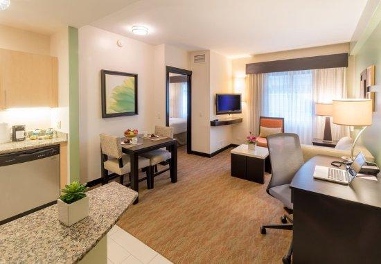 San Rafael de Escazu, Costa Rica: One-Bedroom Suite - Living Area