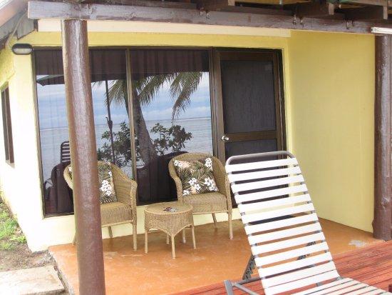Coral Coast, Fiji: Hema Bure