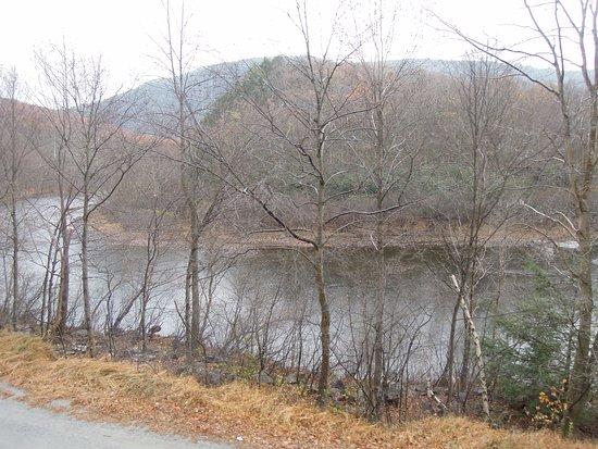 Jim Thorpe, PA: Lehigh Gorge Scenic Railway Views
