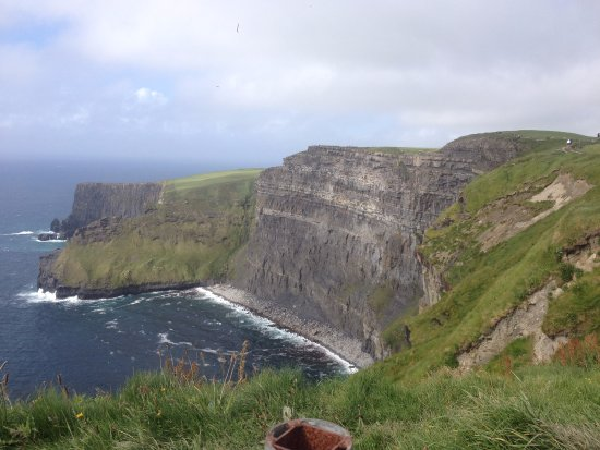Kilkee, Irland: Cliffs of Moher