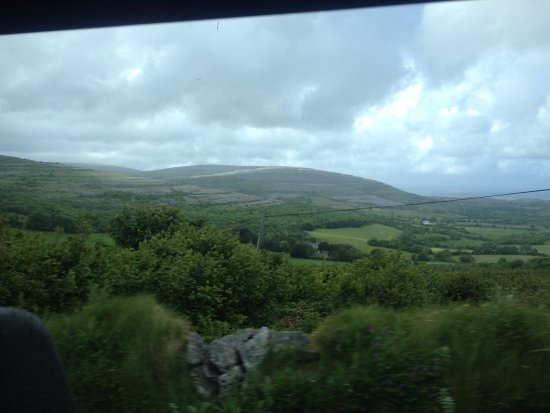 Kilkee, Ireland: The Burrens