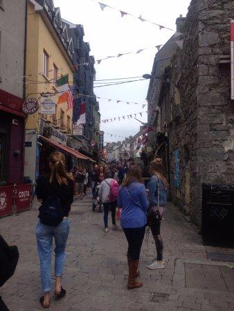 Kilkee, Ireland: Spanish Arch Galway