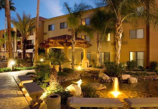Courtyard Tucson Williams Centre: Courtyard