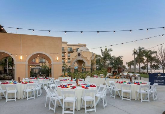 Courtyard San Diego Airport/Liberty Station: Waterside Outdoor Event