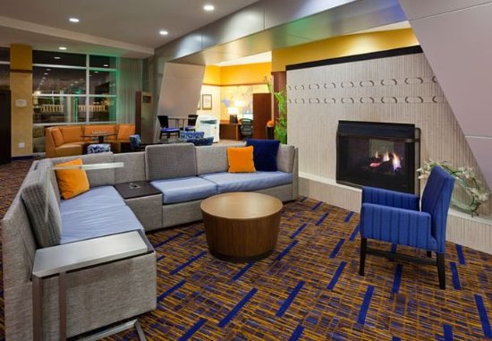 Courtyard Minneapolis Maple Grove/Arbor Lakes: Lobby