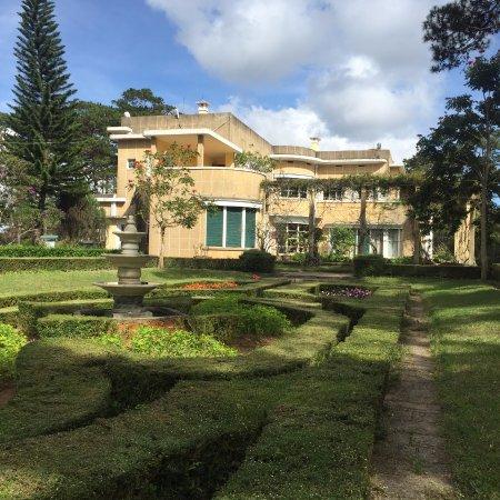 Bao Dai's Palace : The summer home