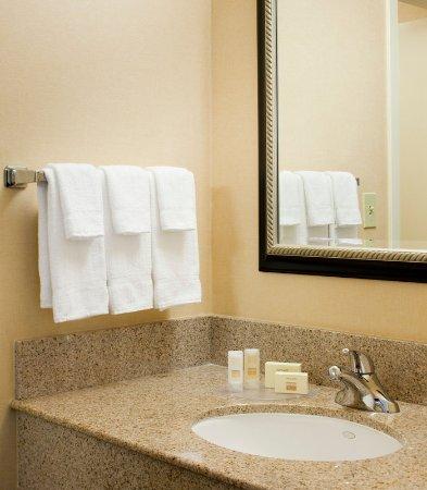 Guest Bathroom Vanity - Picture of Courtyard Atlanta Marietta/Windy on discount bathroom hardware, discount bathroom toilets, discount bathroom remodeling, discount bathroom carpet, discount bathroom wall cabinets, discount bathroom hutches, discount bathroom vanity lights, discount bathroom vanity tops, discount bathroom suites, discount bathroom cabinets white, discount bathroom flooring, discount bathroom fixtures, discount bathroom faucets, discount bathroom furniture, discount bathroom countertops, discount bathroom tile, discount vanity sinks, discount walk in tubs whirlpool tubs, discount bathtubs, discount bathroom accessories,