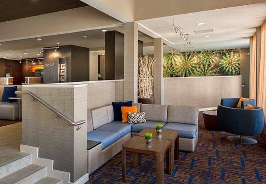 Courtyard Atlanta Marietta/I-75 North: Lobby Sitting Area