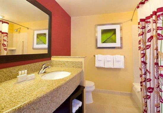 Waltham, MA: Guest Bathroom