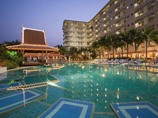 Mercure Pattaya Hotel: Exterior