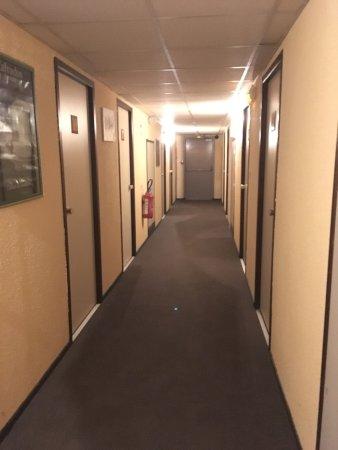 Kyriad Caen Sud - IFS: Dommage, cet établissement se dégrade