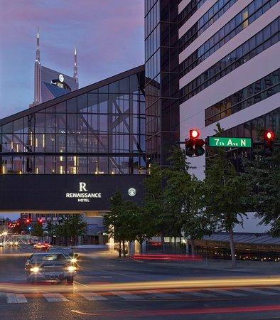 Renaissance Nashville Hotel: Exterior