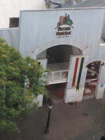 Hotel Itamaraty: Mercado Público ao lado do hotel