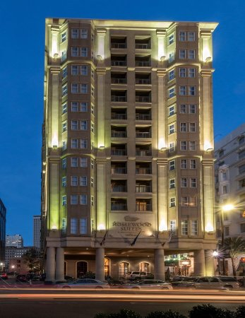Homewood Suites by Hilton New Orleans: Hotel Exterior