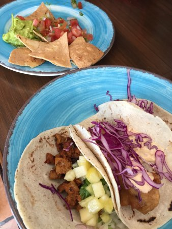 tacos from coco loco snack bar