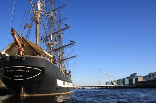 Jeanie Johnston Tall Ship and Famine...