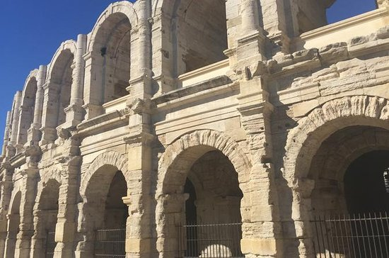 Private Day Trip to Arles and Baux de...