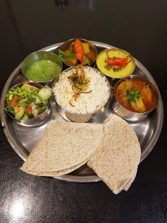 Bengal Canteen: Fast food sevice eat in or takeout