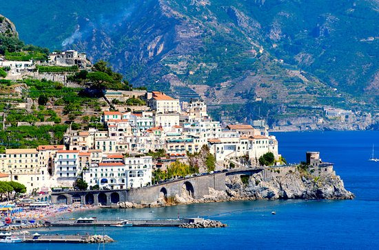 Full-Day Amalfi Coast and Pompeii ...