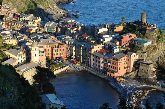 Portovenere and the Cinque Terre...