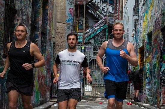 Melbourne Laneway Discovery Running...