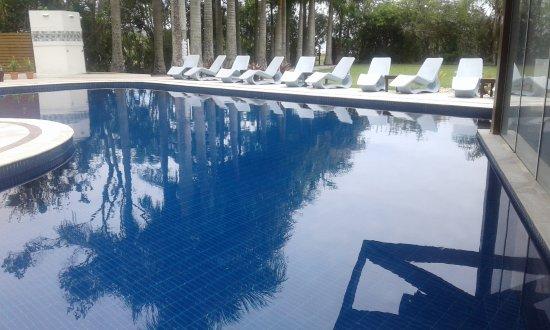 Hotel Torres da Cachoeira: Design bonito