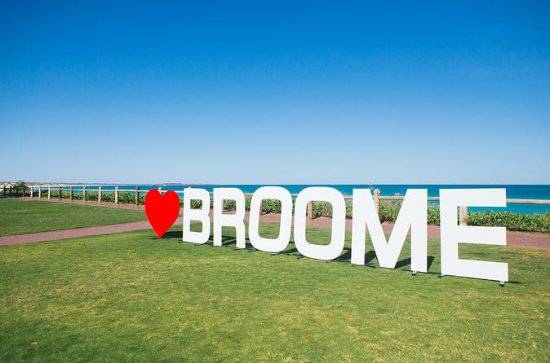 Broome Orientation Tour with Morning...